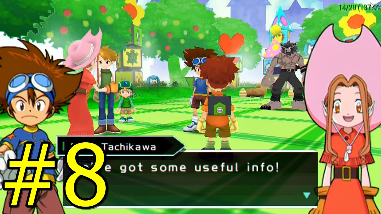 Digimon Adventure english Patch v5 download