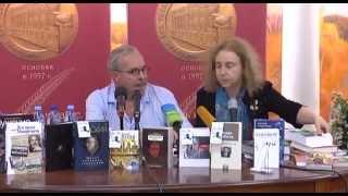 Андрей Макаревич в Библио-Глобусе. Проект ''Книги моей жизни''