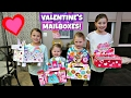 MAKING VALENTINE'S DAY MAILBOXES!