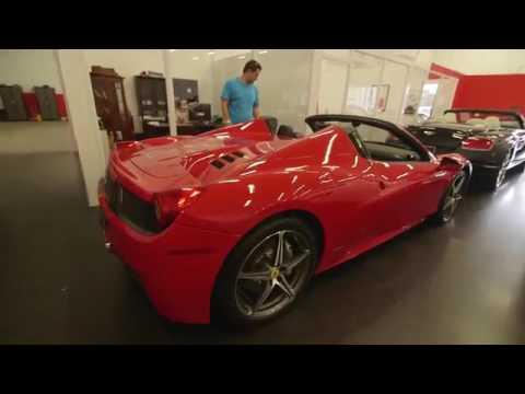Top Penny Stock Trader Buys a Ferrari to Replace the Lamborghini