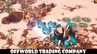 Strong start - Offworld Trading Company