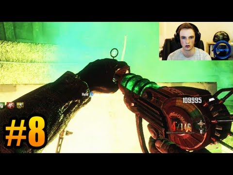 """""""RISKY BUSINESS!"""" - BURIED Zombies w/ Ali-A #8 - (Black Ops 2 Zombies Gameplay)"""