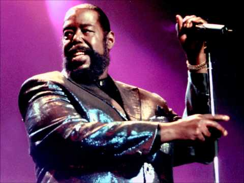 Barry White-Let's Just Kiss And Say Goodbye