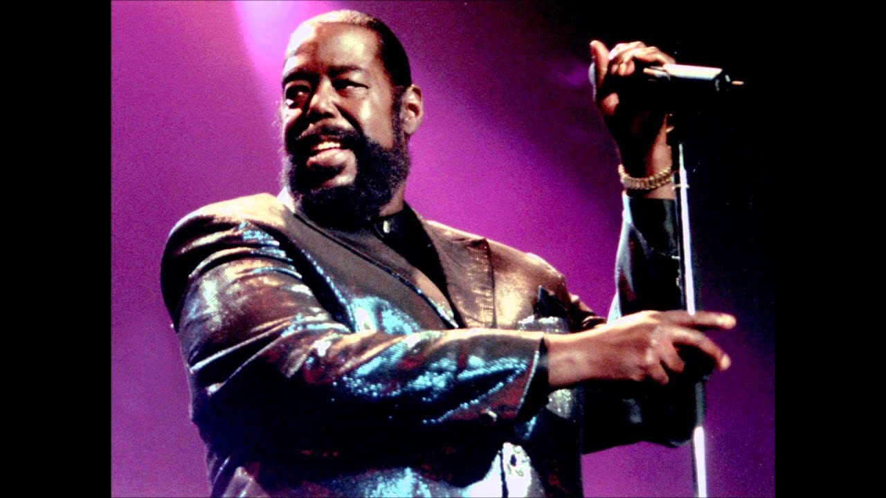 Barry White Let S Just Kiss And Say Goodbye Youtube