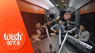 "The Juans perform ""Hindi Tayo Pwede"" LIVE on Wish 107.5 Bus"