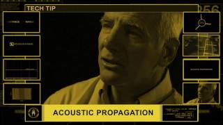 ACOUSTIC BUILDER: Acoustic Propogation