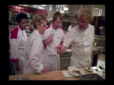 Chef Andi On Hell 39 S Kitchen S07 11 Pics Youtube