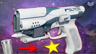 All this time I thought this gun was trash...