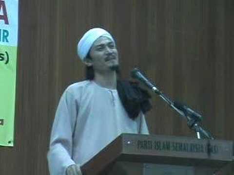 Ustaz Akil Hayy - Layan org gila jadi gila