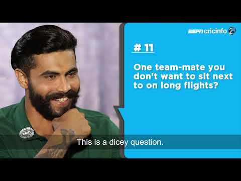 25 Questions With Ravindra Jadeja | 'I'd Like To Be Able to Read People's Thoughts'