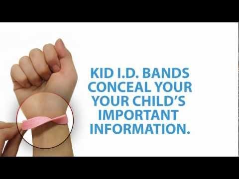 Introducing KID-ID-Bands!