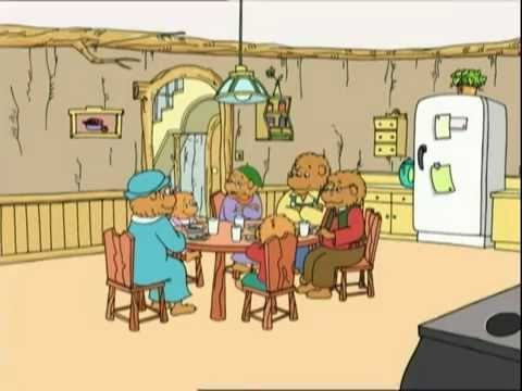 The Berenstain Bears: Visit Fun Park / The Perfect Fishing Spot - Ep. 20
