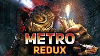 Ждём Metro Exodus - Прохождение Metro 2033 Redux - Часть 1