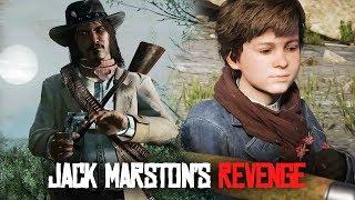 JACK MARSTON'S REVENGE - Poetic Justice (Red Dead Redemption 2)