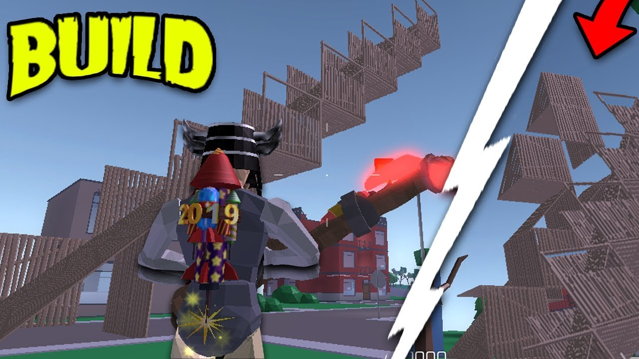 How To Literally Build like a God in... (Roblox Strucid ...