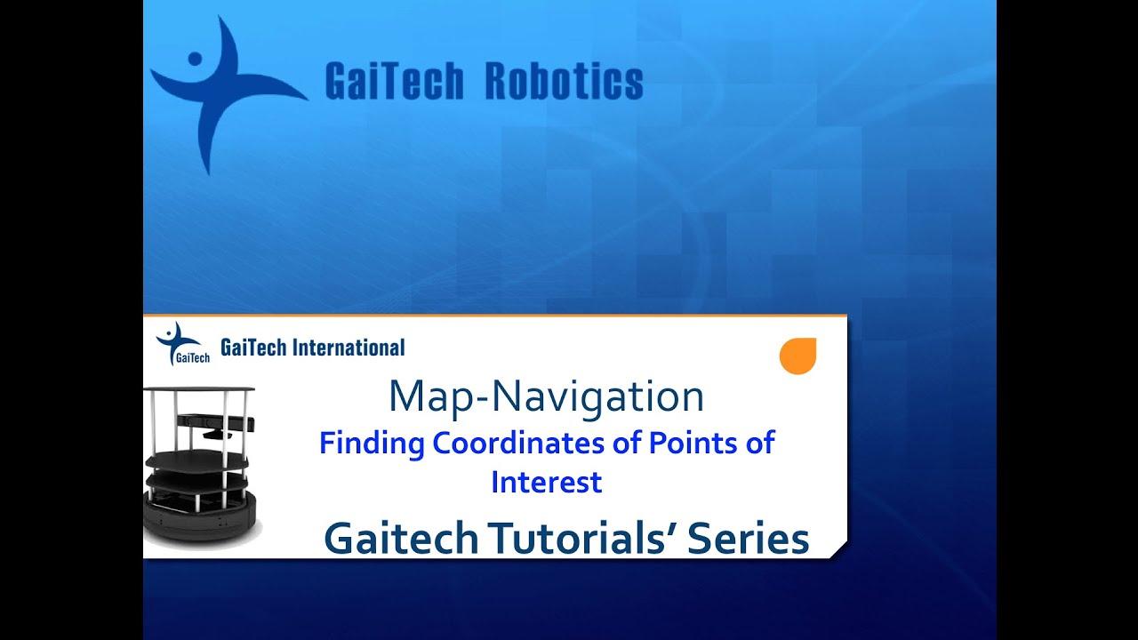 海遊旅人 遊行編|APM ROS Integration by Gaitech's Education