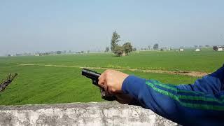 ZORAKI 2914 9MM BLANK GUN SHOOTING
