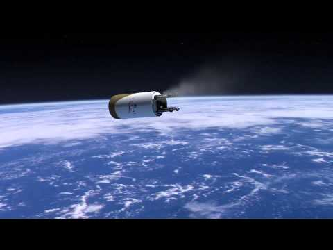 Reusable Falcon 9 Launcher from Space-X! - YouTube