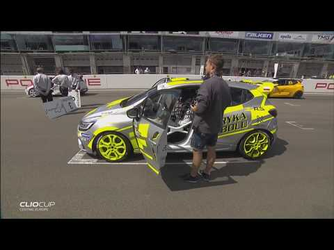 Nürburgring - Rennen 2 - Renault Clio Cup Central Europe 2017
