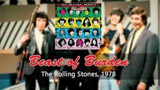 The Rolling Stones - Beast of Burden (Subtítulos al español)