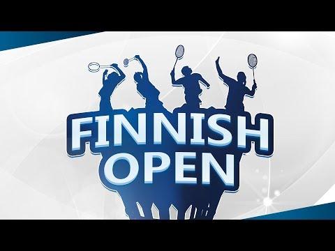 Jason Anthony Ho-Shue Vs Fikri Ihsandi Hadmadi (MS, R32) - Finnish Open 2019