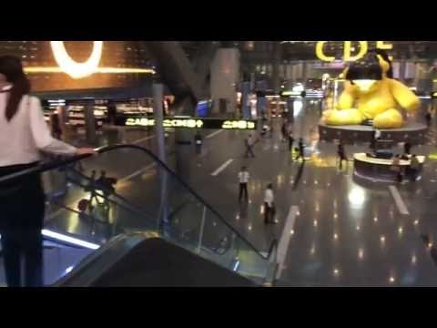 The ULTRA-MODERN Hamad International Airport, Doha, Qatar#52 🚶Best Places to Visit Around the World