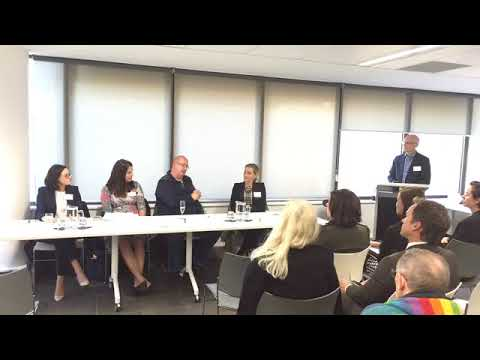 Canberra discusses Human v Cloud: computing the people factor of legal services [LIVE]