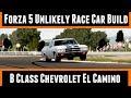 Forza 5 Unlikely Race Car B Class Chevrolet El Camino