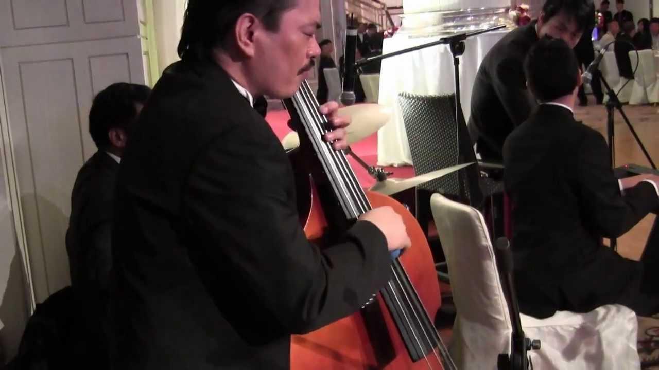 All the things you are- Fati Live Jazz Wedding Band - Hong Kong Music Show @ Aberdeen Marina Club HK - YouTube