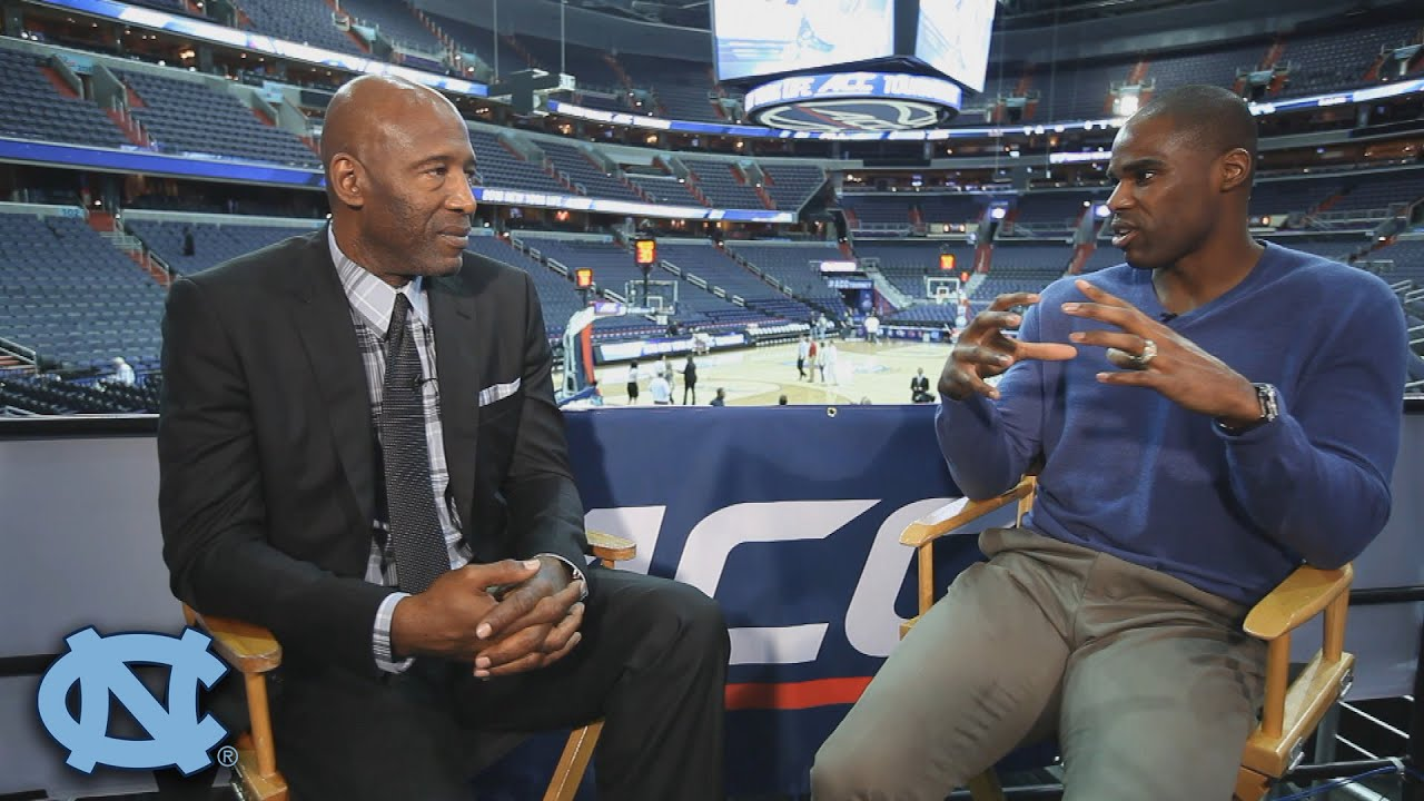 James Worthy Antawn Jamison Discuss UNC Basketball Legacy