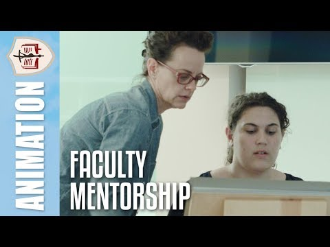 Faculty Mentorship | Animation Program
