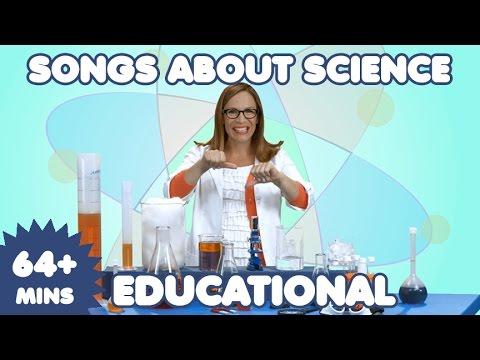 Science Songs | 64 Mins of Educational Kids Songs | Nursery Rhymes