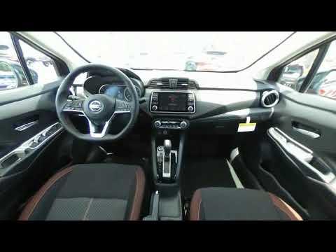 2020 Nissan Versa Sedan DeLand Nissan L803642