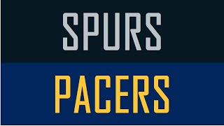 San Antonio Spurs vs Indiana Pacers || FULL HIGHLIGHTS || Oct 29, 2017 || NBA