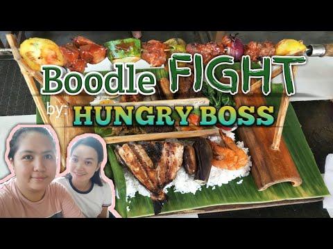 BOODLE FIGHT BY HUNGRY BOSS CALAMBA, LAGUNA