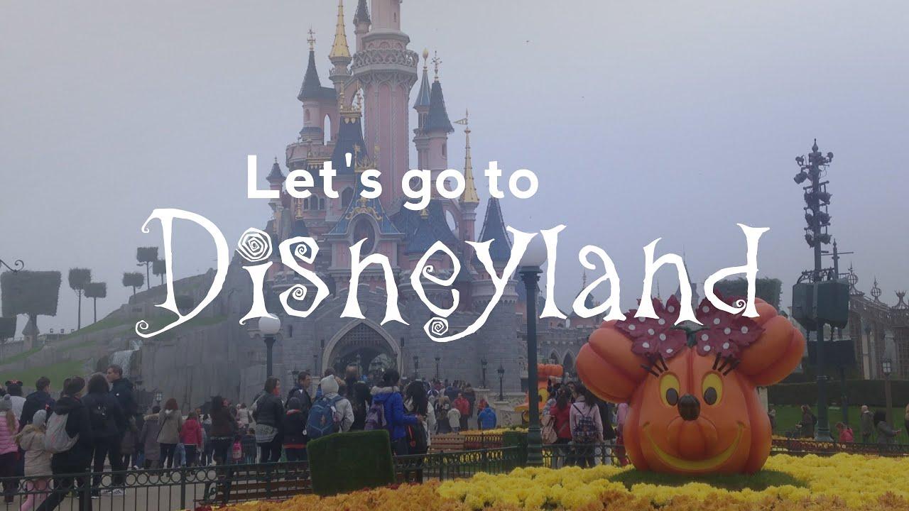 Let's Go to Disneyland Paris
