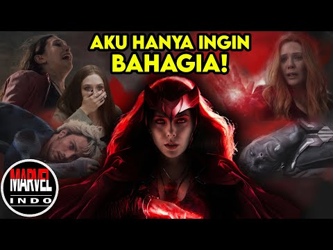 Sudah Cukup Menderita, Wanda Hanya Ingin Bahagia! Asal-Usul Wanda Maximoff Aka Scarlet Witch Di MCU!