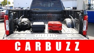 2017 Ford F-350 Super Duty Unboxing - The Biggest And Baddest Truck You Can Buy?