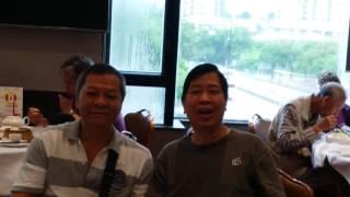 香港航海學校舊生師生茶聚