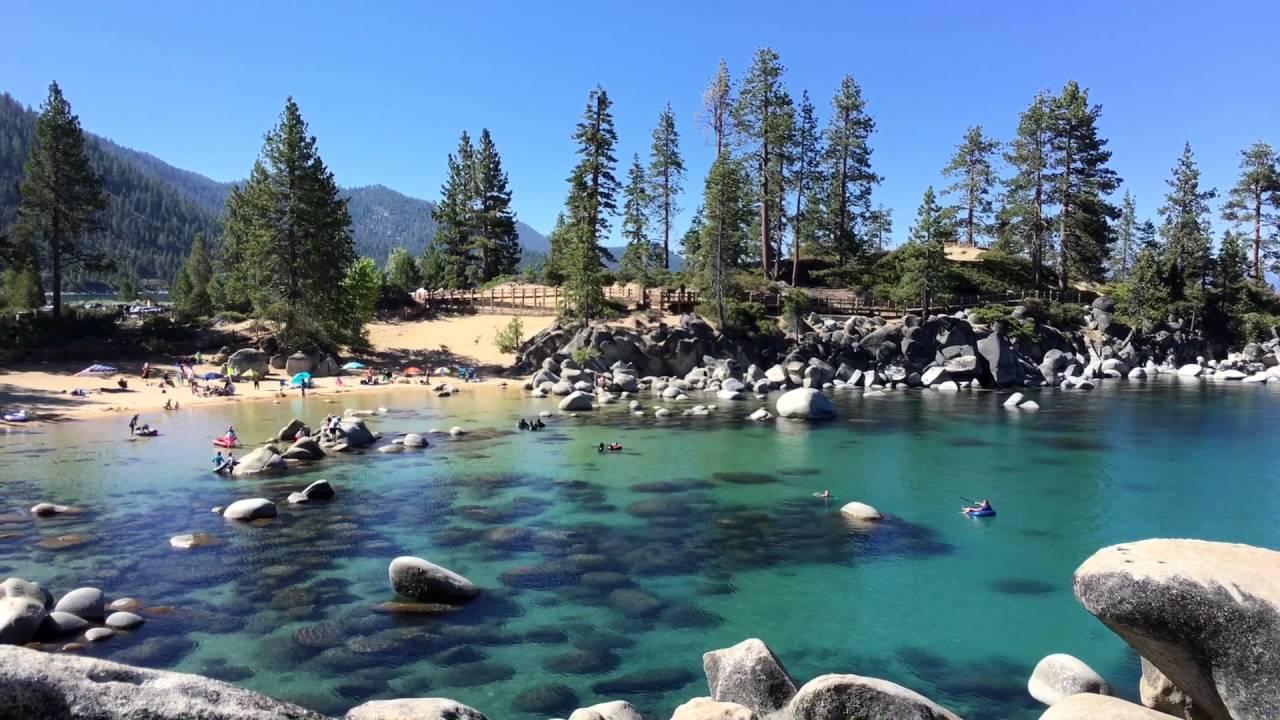 Sand Harbor Beach North Lake Tahoe