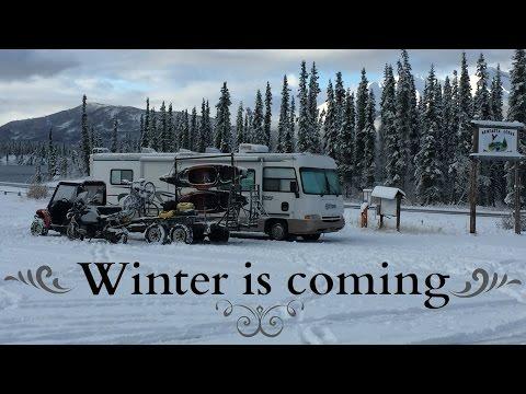 Ultimate RV Road Trip: Part 1 Alaska to Washington