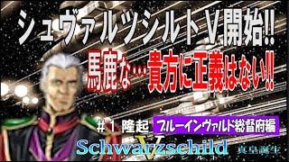 【WinXP】Schwarzschild V 真皇誕生 シュヴァルツシルト5 工画堂スタジオ#1 馬鹿な・・・誰もついてくるものなどおりますまい あなたに正義はない!