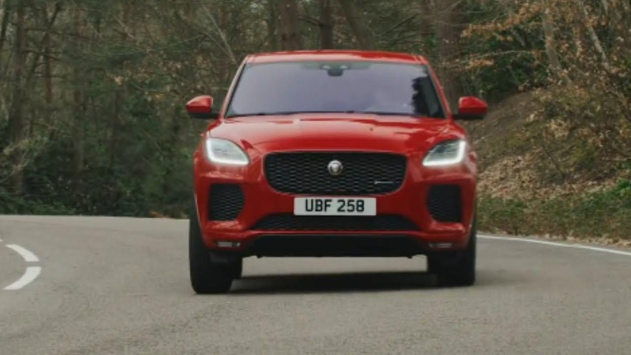 2020 Jaguar E Pace Compact Suv Youtube