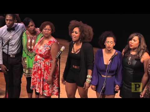 """Broadway Sings for Pride: """"Rent"""" Cast Members Sing """"Seasons of Love"""""""