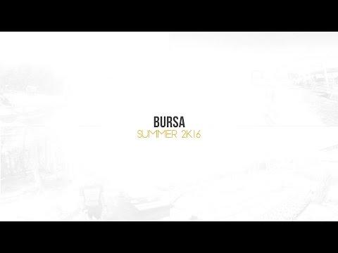 BURSA 2K16 ⎪Moroccan Guy Solo Tripping Around TURKEY⎪