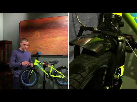 Выбор первого велосипеда для ребенка