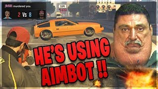 Stupid Angry Men Say I Have A Modded PS4 (GTA Online)