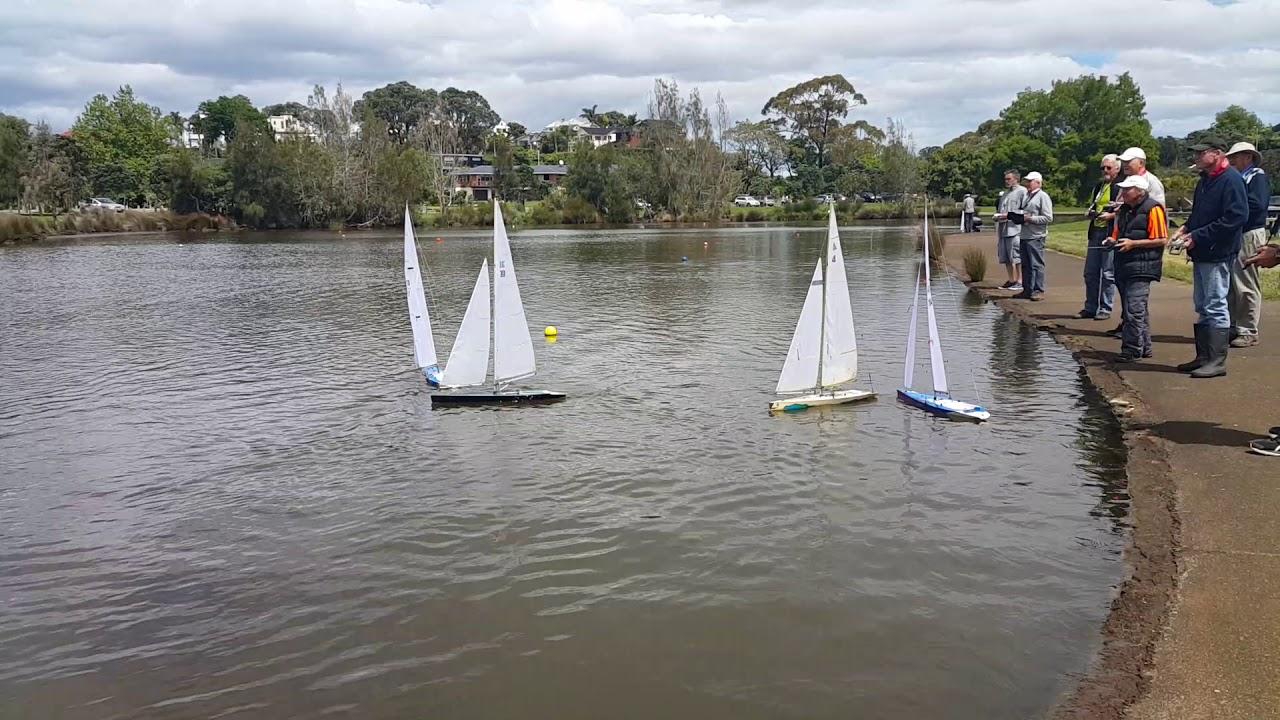 RC Sail Race
