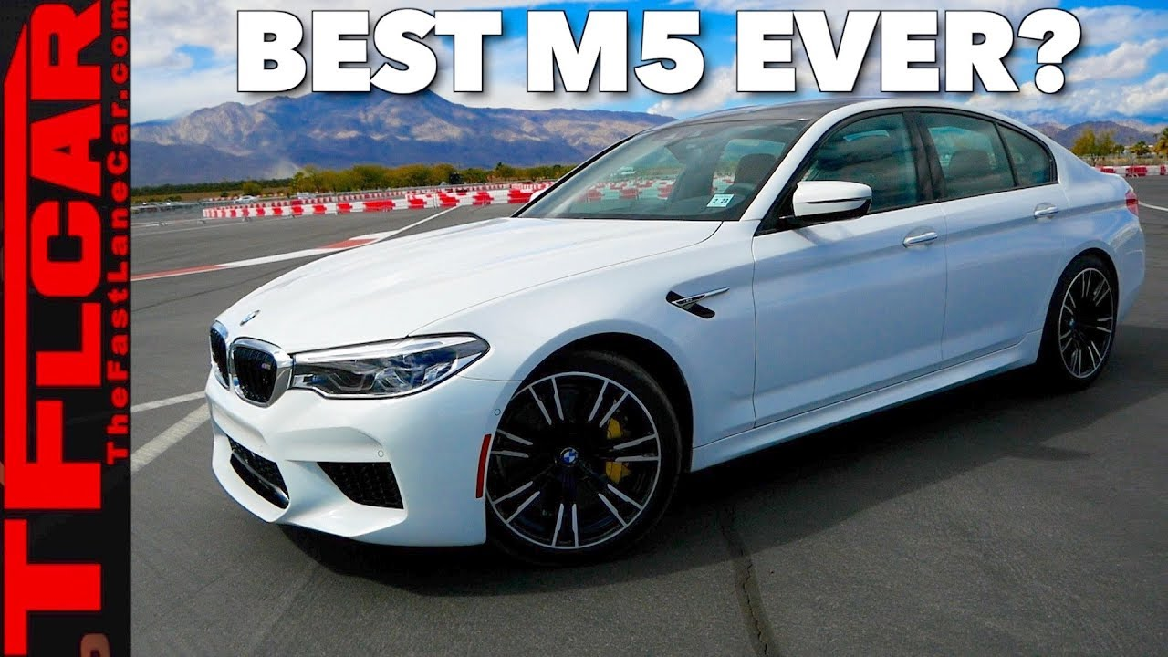 is the new 600 hp awd 2018 bmw m5 fantastic or flawed? - youtube