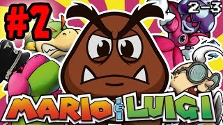 Mario and Luigi: Partners in Time #2 - The Lonely Goomba